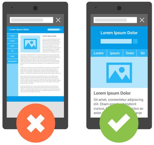 versiune site mobila undoi vs desktop